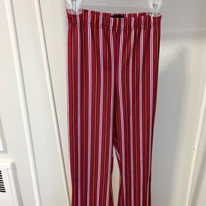 Urban Outfitters Striped Flare Pants